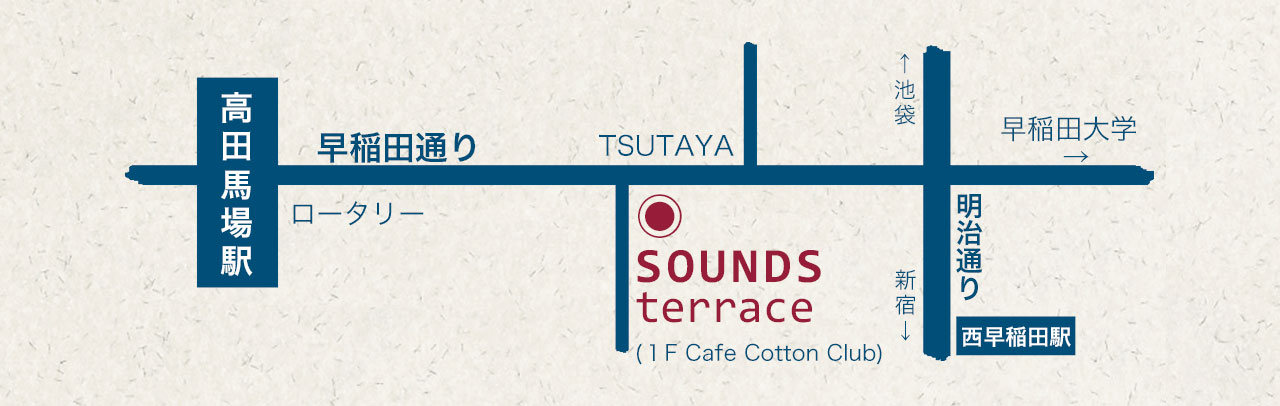 SOUNDS terrace